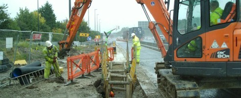 Roadcare - Drainage & Excavation Works