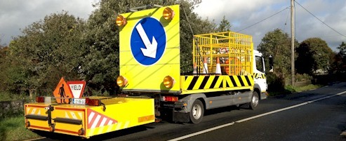 Roadcare - Traffic Management & Control